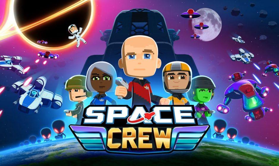 Space Crew: Il trailer di annuncio ufficiale