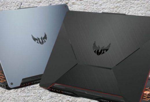 I nuovi laptop ASUS TUF Gaming arrivano in Italia