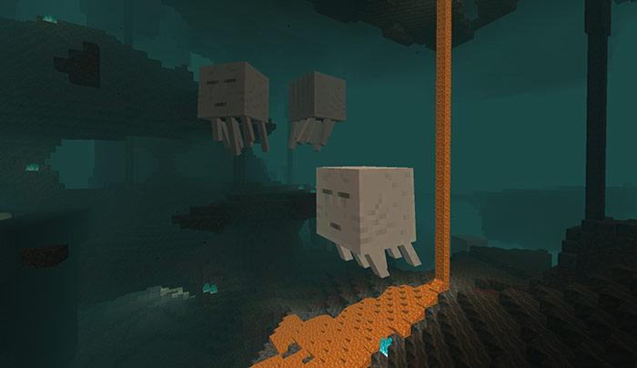 Minecraft dove trovare la Netherite