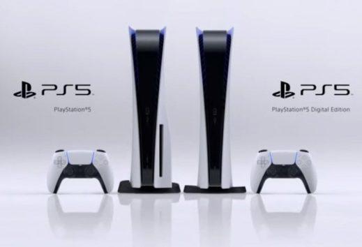 PlayStation 5: confermati due modelli di console