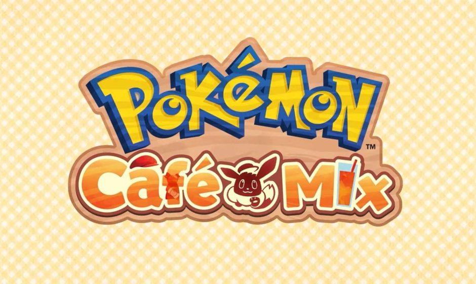 Pokémon Café Mix: l'annuncio di TPCI