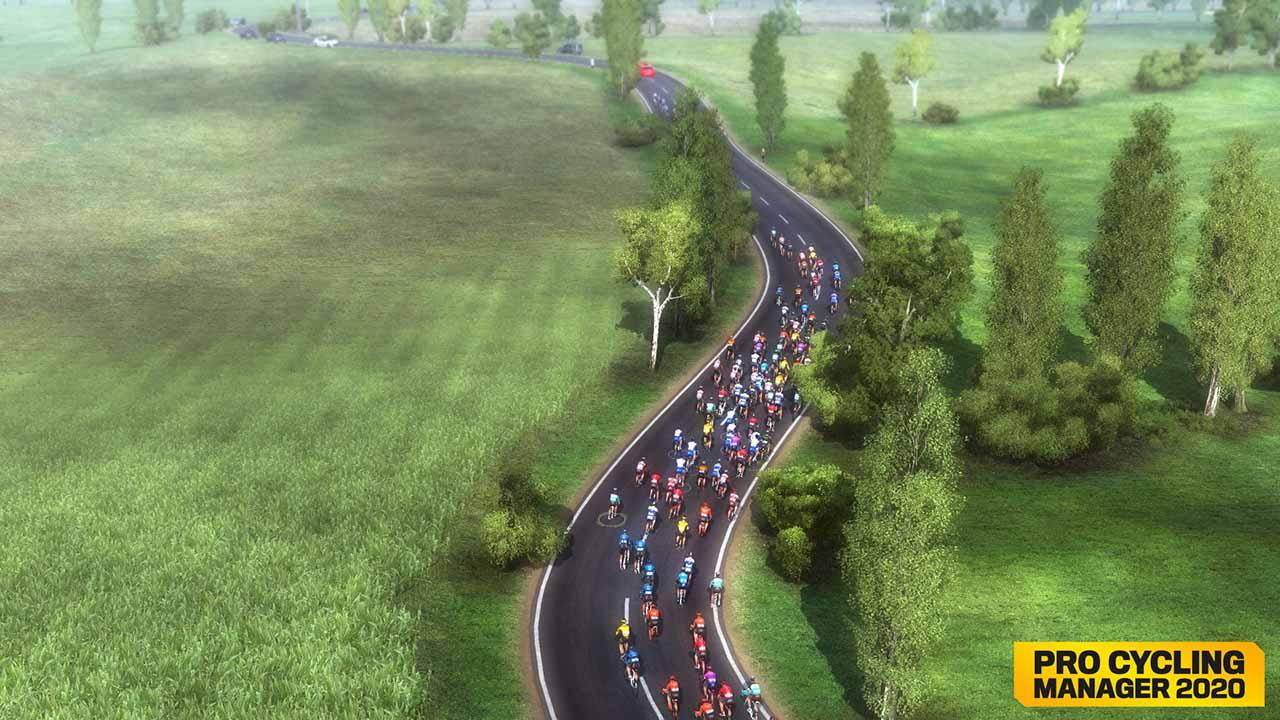 Pro Cycling Manager Season 2020: Le Tour De France