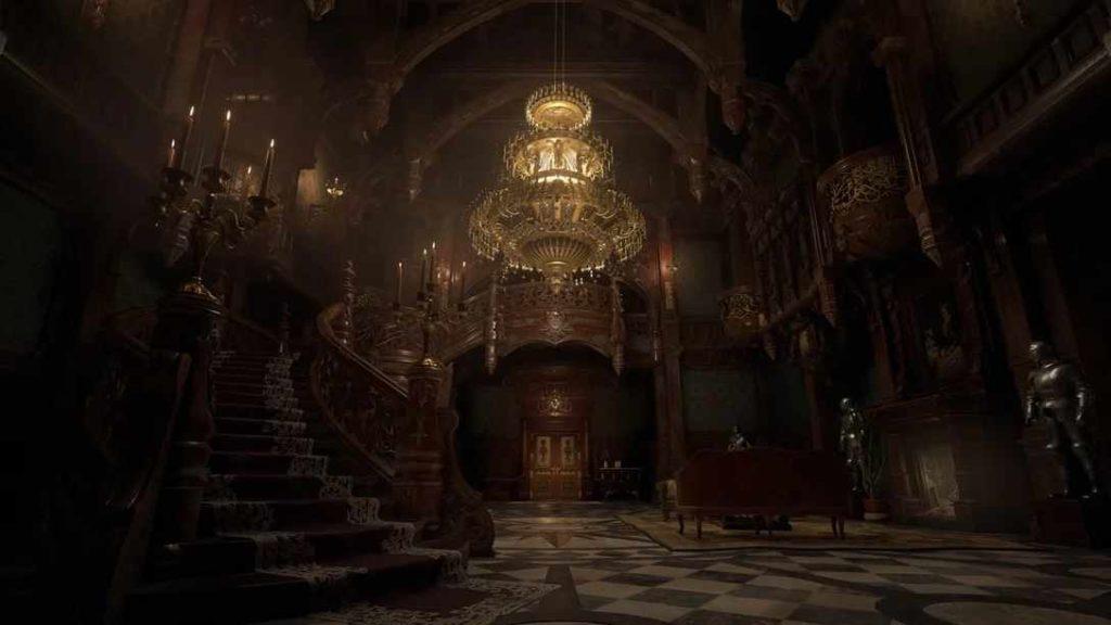 Resident Evil Village videomessaggio