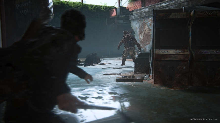 The Last of Us part II esplorazione