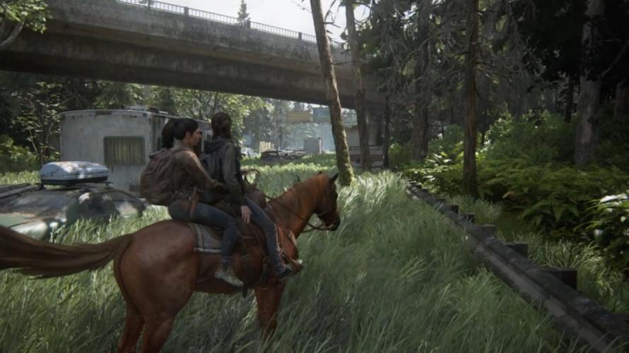 The Last of Us Part II: attrice minacciata