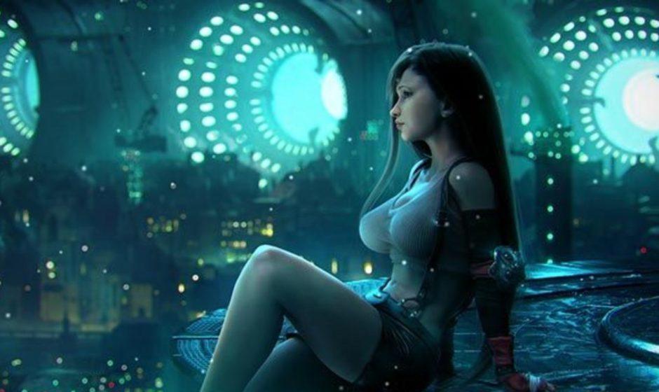 Final Fantasy VII Remake: tagliato un capitolo su Tifa