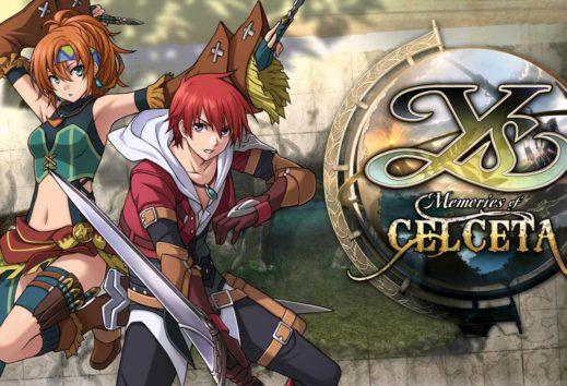 Ys: Memories of Celceta - Recensione PlayStation 4