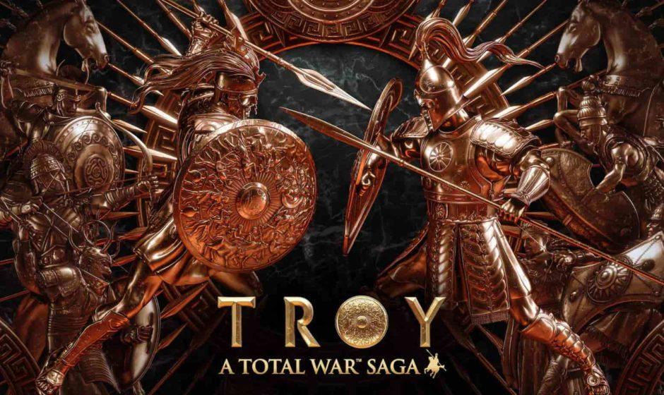 A Total War Saga: TROY - annunciata edizione fisica