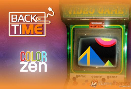 Back in Time - Color Zen