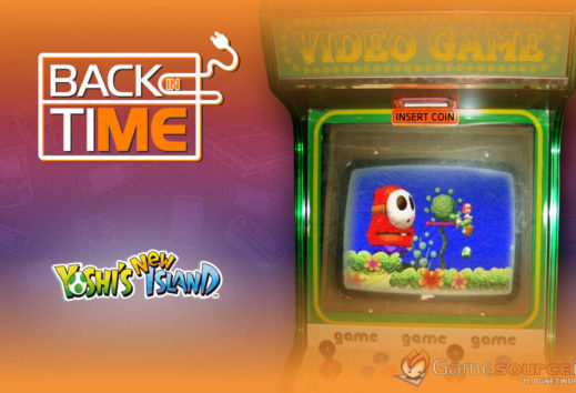 Back in Time - Yoshi's New Island