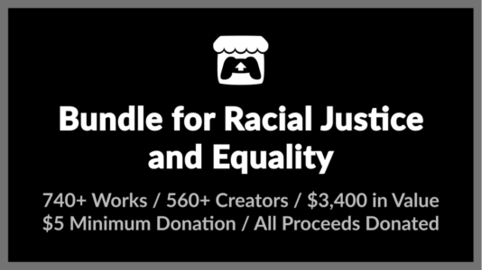 bundle for racial justice and equality indie 1