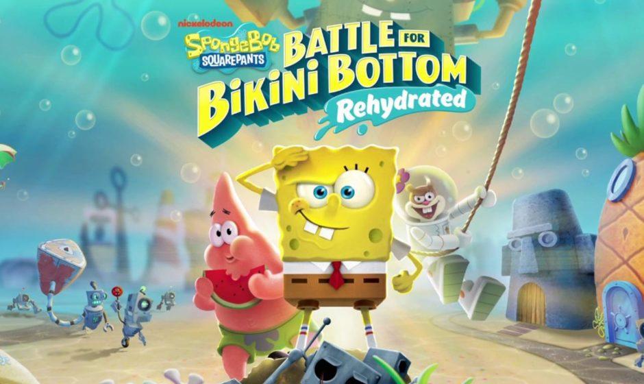 SpongeBob SquarePants: Battle for Bikini Bottom - Rehydrated - Recensione