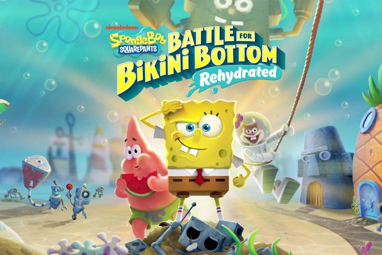 SpongeBob SquarePants: Battle for Bikini Bottom – Rehydrated – Recensione