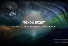 next@acer: conferenza stampa globale in arrivo