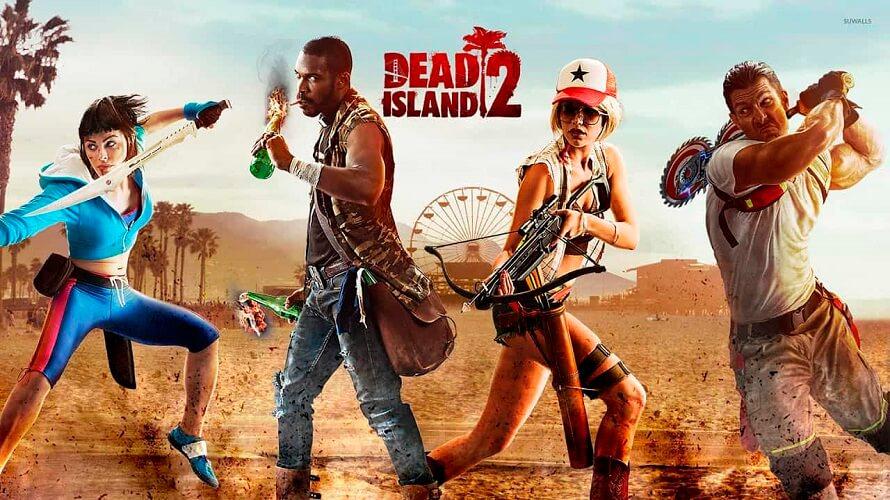 Dead Island 2 next gen
