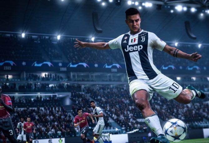 FIFA 20 è nuovamente il titolo più venduto in UK!