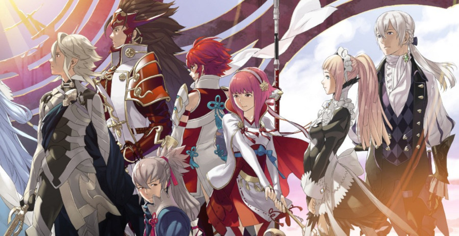 Fire Emblem Fates Retaggio