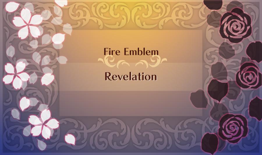 Fire Emblem Fates Rivelazione