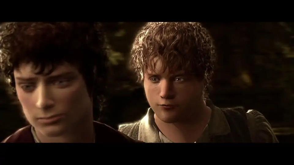 Il Signore Degli Anelli Lo Hobbit Videogioco