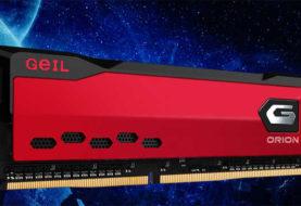 GEIL lancia la nuova RAM DDR4 ORION