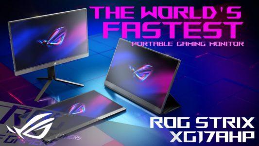 ROG Strix XG17AHP
