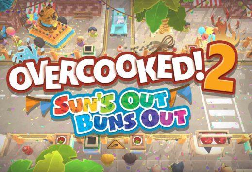 Overcooked! 2, in arrivo un DLC gratis estivo