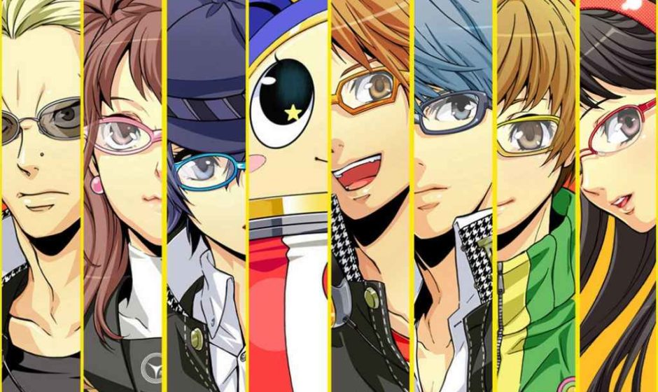 Persona 4: Golden, disponibile la patch per PC
