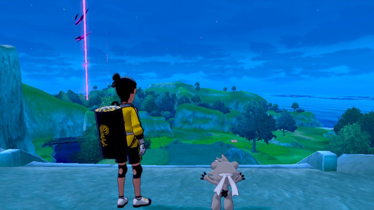 pokemon spada scudo isola solitaria armatura DLC