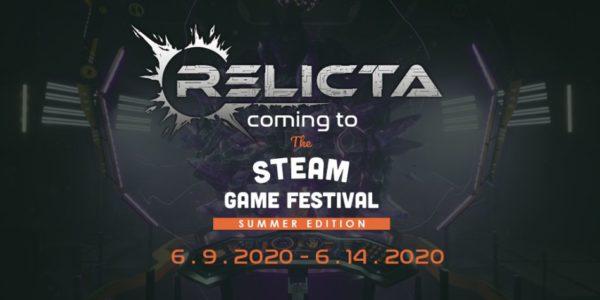 relicta steam game festival summer edition demo