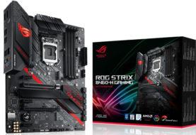 Asus introduce la motherboard Rog Strix B460-H