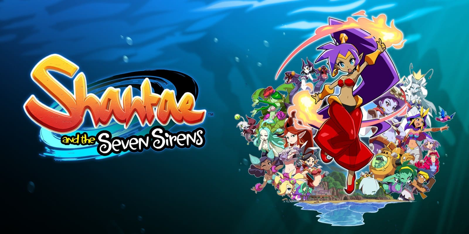 Shantae and the Seven Sirens – Recensione