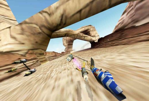 Star Wars Episode I: Racer - Lista Trofei