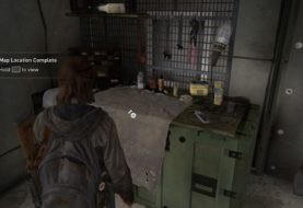 The Last of Us: Part II - Posizione dei banchi da lavoro