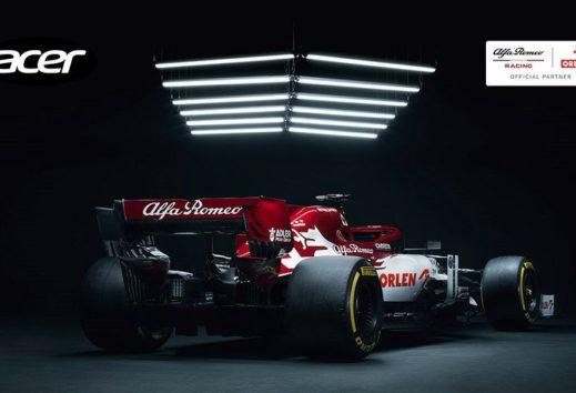 Alfa Romeo: Acer sarà il nuovo official IT