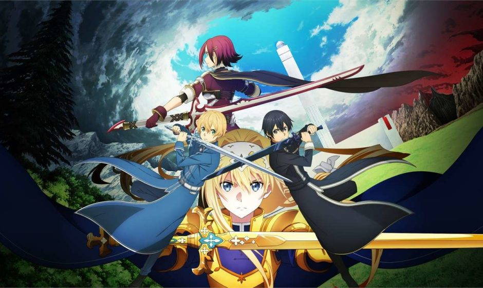 Sword Art Online: Alicization Lycoris - Recensione