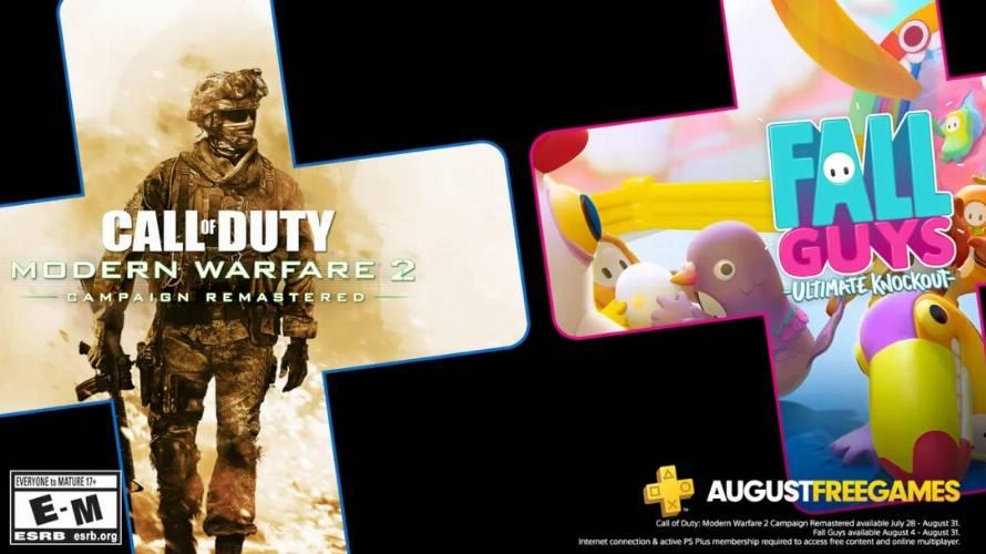 PlayStation Plus: ecco i titoli gratuiti di agosto