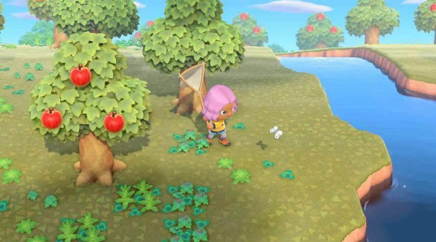 Animal Crossing insetti luglio