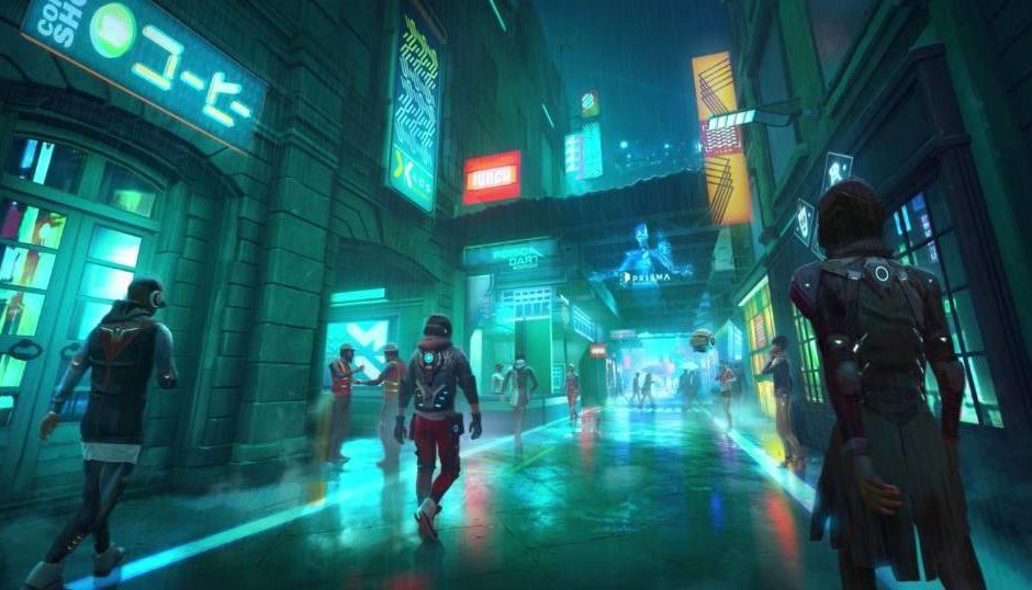 Hyper Scape: data di uscita su PS4 e Xbox One