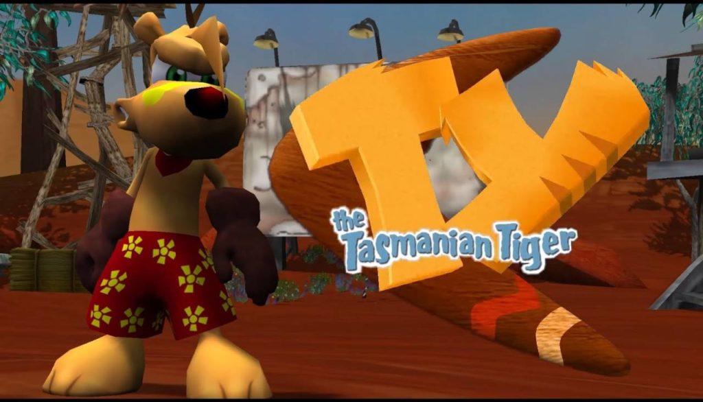 TY Tasmanian tiger