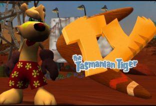 TY the Tasmanian Tiger: In arrivo su console in HD