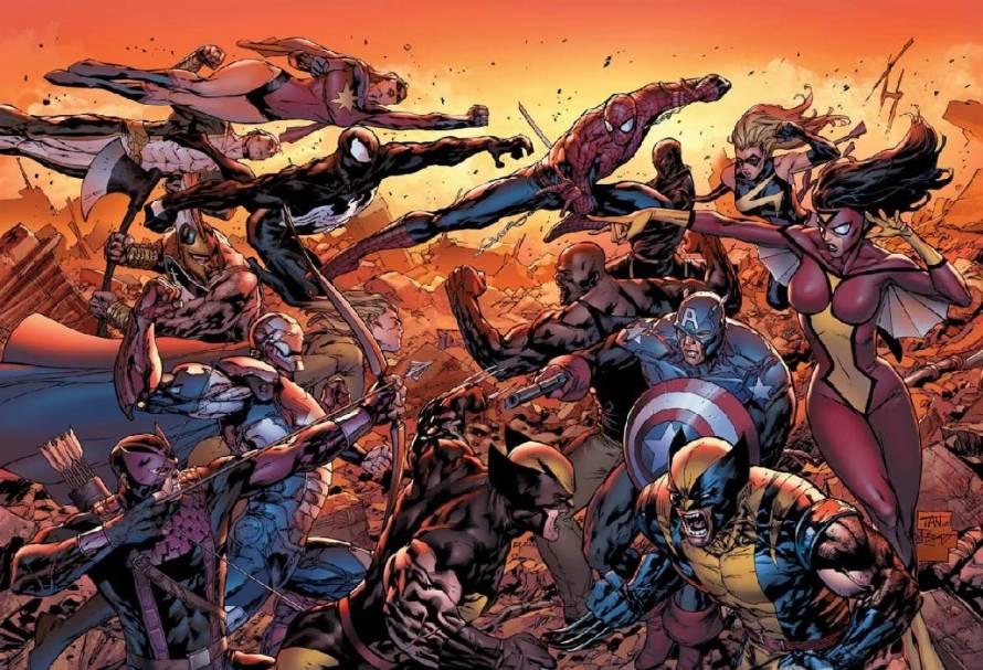 Avengers saghe