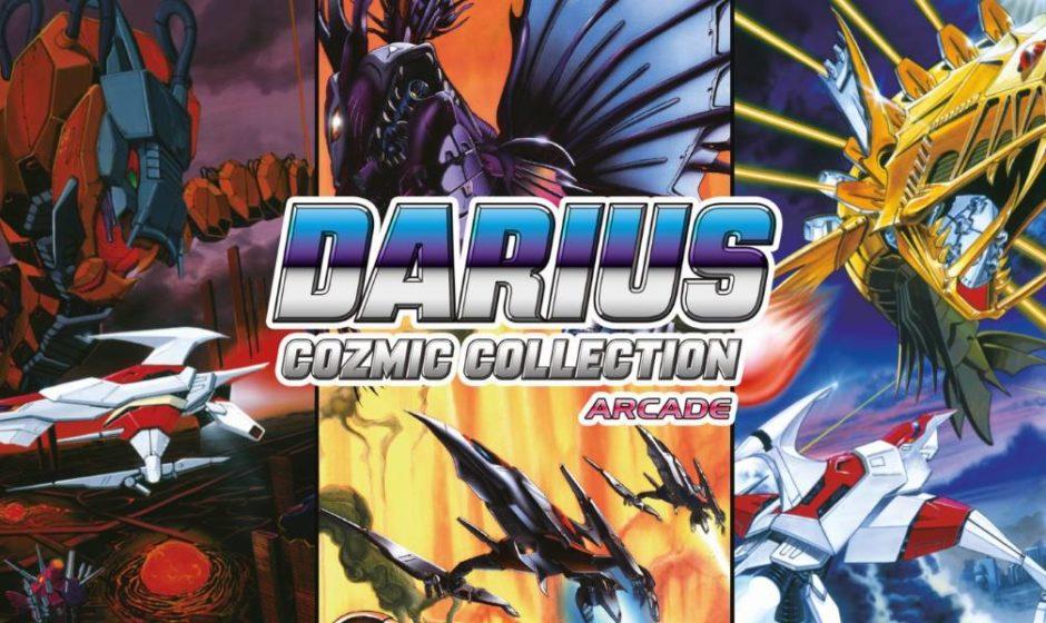 Darius Cozmic Collection - Recensione