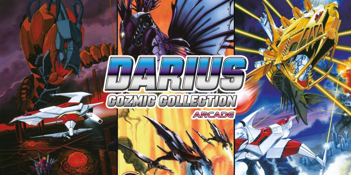 Darius Cozmic Collection – Recensione