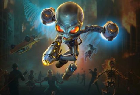 Destroy all Humans - Lista trofei