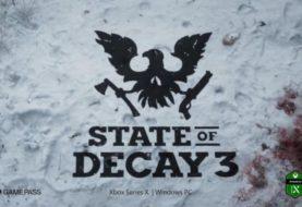 State of Decay 3: prime fasi di sviluppo