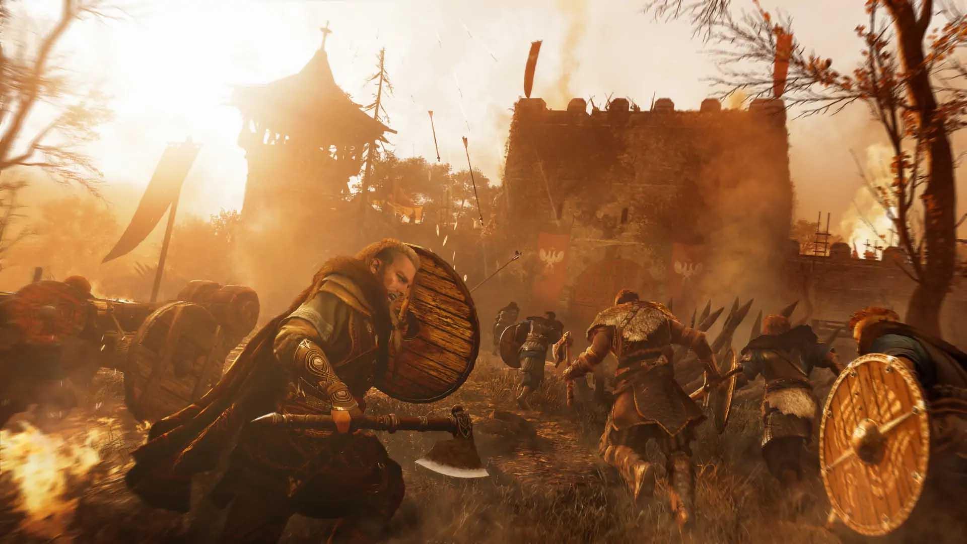 Assassin's Creed Valhalla UK