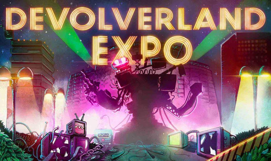 Devolverland Expo, il gioco di Devolver ambientato all'E3