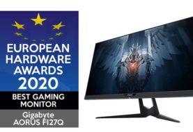 AORUS FI27Q vince l'European Hardware Award