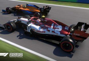 F1 2020: disponibile la feature trial