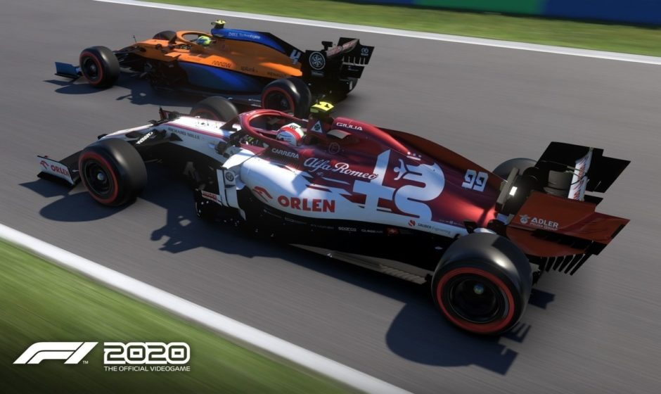 F1 2020: disponibile la feature trial